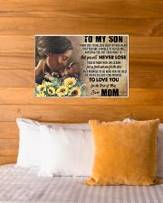 Love Mom 24x16 Poster poster-landscape-24x16-lifestyle-27