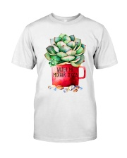Water me mother succa Classic T-Shirt thumbnail