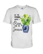 Give me Jesus V-Neck T-Shirt thumbnail