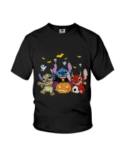 Happy Halloween Youth T-Shirt tile