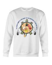 Mother earth Crewneck Sweatshirt thumbnail