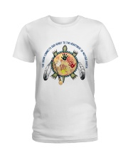 Mother earth Ladies T-Shirt front