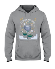 It's time for you to bloom Hooded Sweatshirt thumbnail