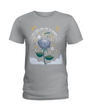 It's time for you to bloom Ladies T-Shirt tile