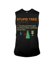 Stupid tree Sleeveless Tee thumbnail
