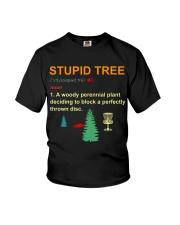 Stupid tree Youth T-Shirt thumbnail