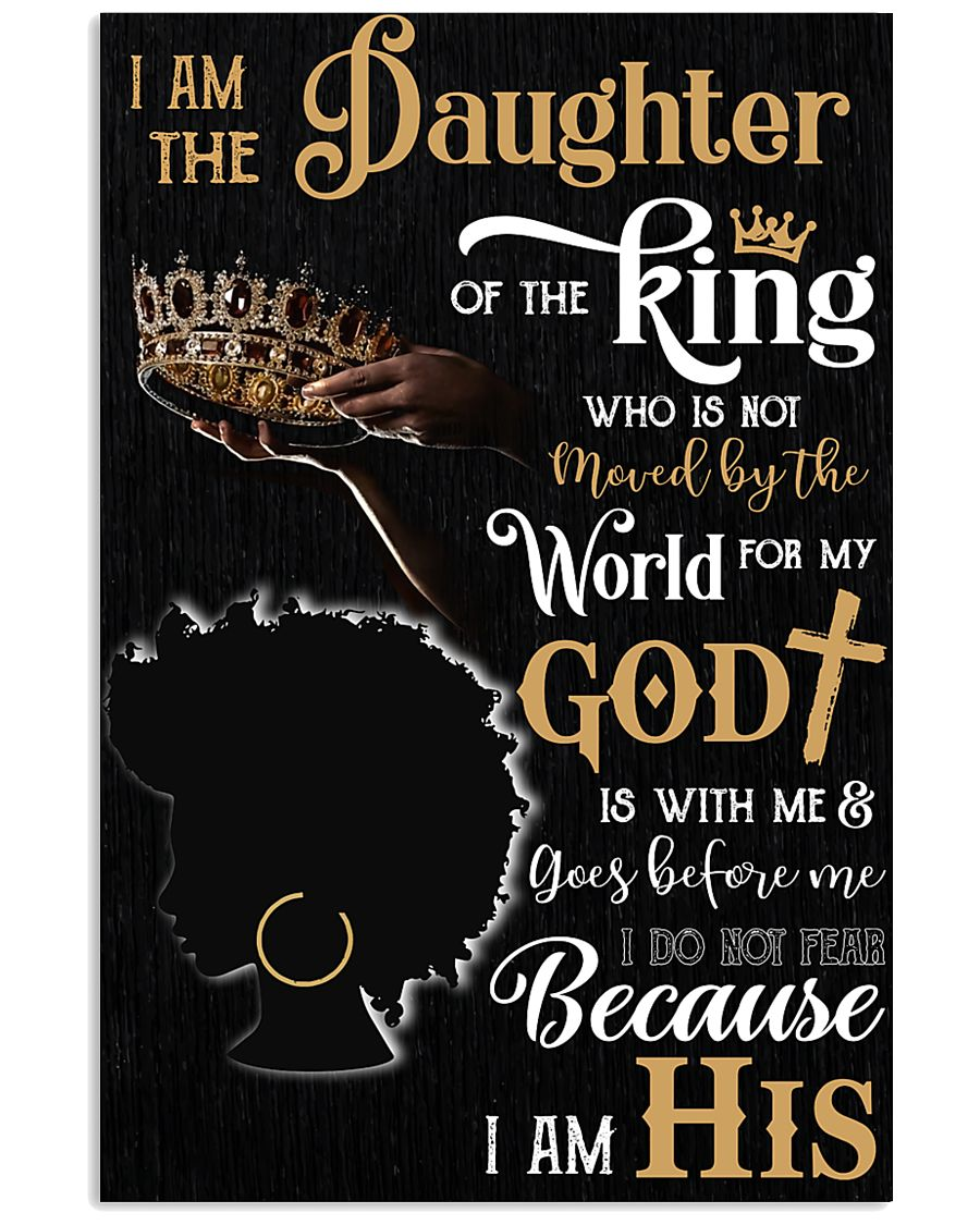 Daughter of the king 11x17 Poster