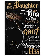 Daughter of the king 11x17 Poster front