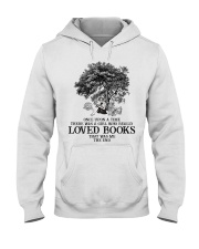 Loved books Hooded Sweatshirt thumbnail