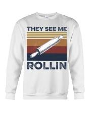 They see me rollin Crewneck Sweatshirt thumbnail