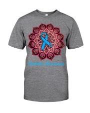 Diabetes awareness Classic T-Shirt tile