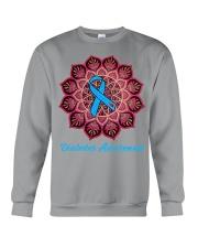 Diabetes awareness Crewneck Sweatshirt thumbnail