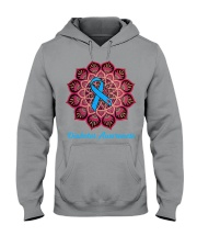 Diabetes awareness Hooded Sweatshirt thumbnail