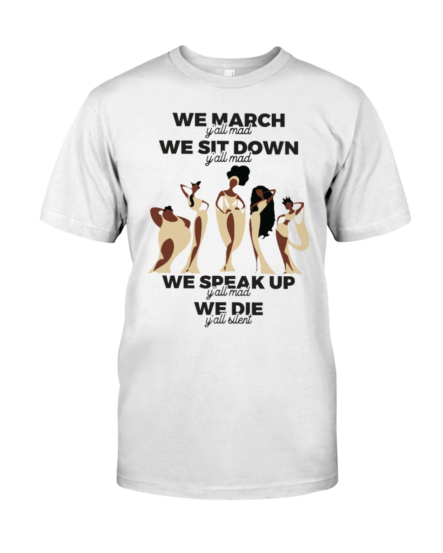 Y'all mad Classic T-Shirt