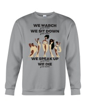 Y'all mad Crewneck Sweatshirt thumbnail