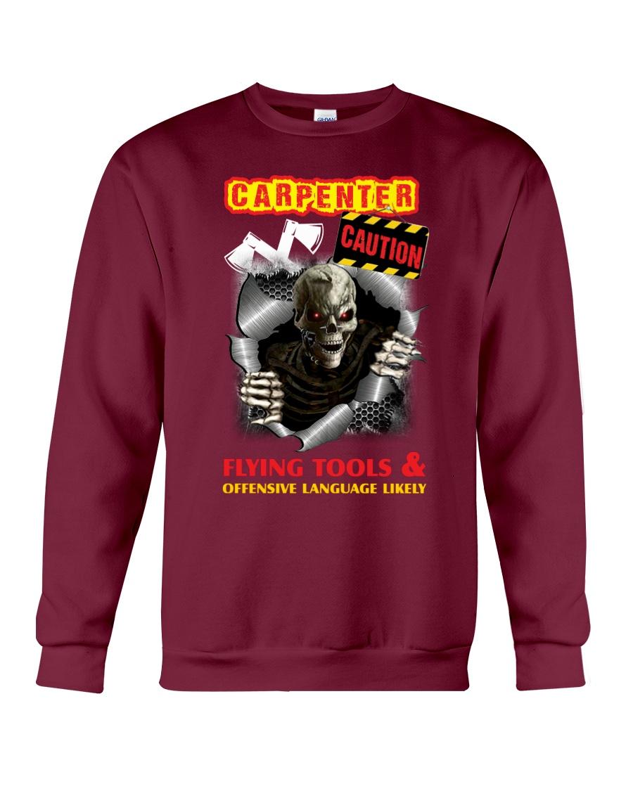 CARPENTER CAUTIO Crewneck Sweatshirt