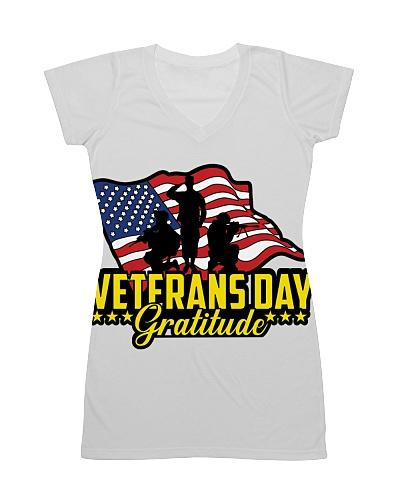 Veterans Day Gratitude T-Shirts