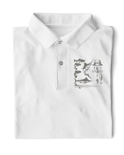 The Blue Marlin Fisherman Classic T-shirts