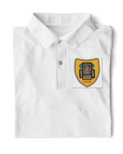 Camping T-shirt Classic Polo front