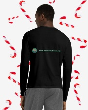 i am a BADASS Long Sleeve Tee lifestyle-holiday-longsleeves-back-1