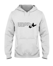 I am the Storm Hooded Sweatshirt tile
