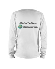 I am the Storm Long Sleeve Tee back