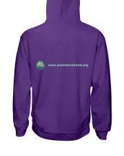 ANE Families Rock Hooded Sweatshirt back