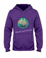 ANE Families Rock Hooded Sweatshirt front