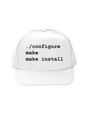 Make Configure Hat Trucker Hat front
