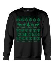 Christmas Caribou T Shirts Crewneck Sweatshirt thumbnail