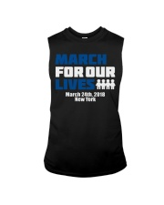 March for our lives - New York Sleeveless Tee thumbnail