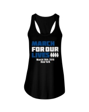 March for our lives - New York Ladies Flowy Tank thumbnail