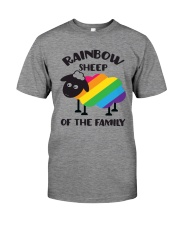 Rainbow Sheep Of The Family Lgbt Pride Premium Fit Mens Tee thumbnail