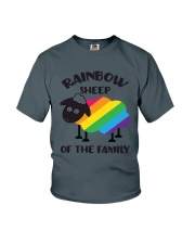 Rainbow Sheep Of The Family Lgbt Pride Youth T-Shirt thumbnail