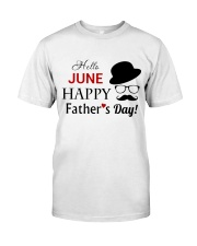 Happy Fathers Day 2018 Classic T-Shirt thumbnail