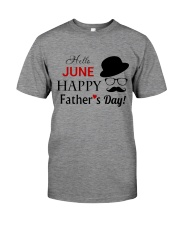 Happy Fathers Day 2018 Premium Fit Mens Tee thumbnail