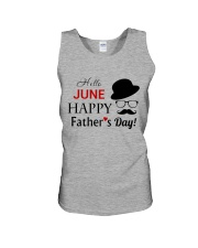 Happy Fathers Day 2018 Unisex Tank thumbnail