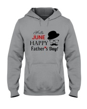 Happy Fathers Day 2018 Hooded Sweatshirt thumbnail