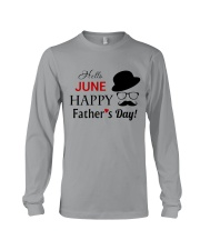 Happy Fathers Day 2018 Long Sleeve Tee thumbnail