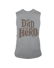Fathers Day 2018 My Dad Is My Hero Sleeveless Tee thumbnail