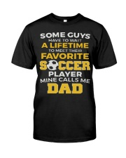 Fathers Day Shirt 2018 Cal Me Dad Funny Classic T-Shirt tile