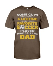 Fathers Day Shirt 2018 Cal Me Dad Funny Classic T-Shirt front