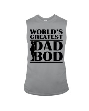 World Greatest Dad Bod Father's Day Sleeveless Tee thumbnail