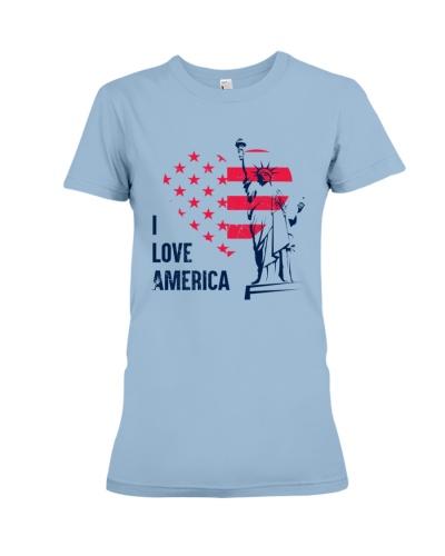 4th Of July I Love America