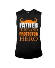 Fathers Day 2018 Father Husband Hero Sleeveless Tee thumbnail