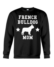 FRENCH BULLDOG MOM SHIRT Crewneck Sweatshirt thumbnail