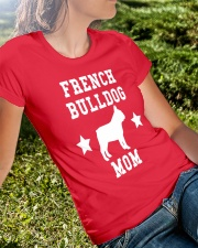 FRENCH BULLDOG MOM SHIRT Ladies T-Shirt lifestyle-women-crewneck-front-8