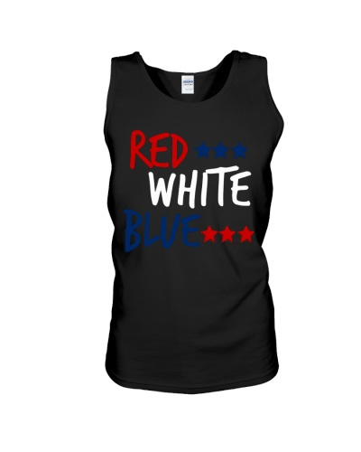 4th Of July Independence Day Red White Blue