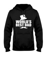 Fathers Day 2018 World Best Dad Hooded Sweatshirt thumbnail