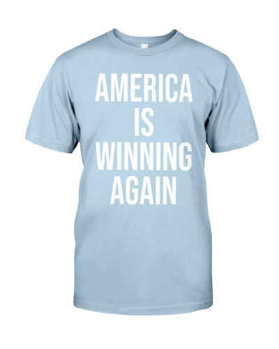 America is Winning Again Shirt
